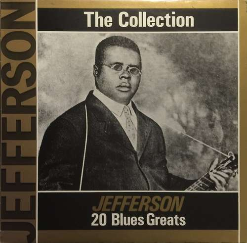 Bild Blind Lemon Jefferson - The Collection Jefferson - 20 Blues Greats (LP, Comp) Schallplatten Ankauf