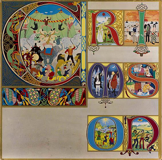 Cover zu King Crimson - Lizard (LP, Album, RE, Gat) Schallplatten Ankauf
