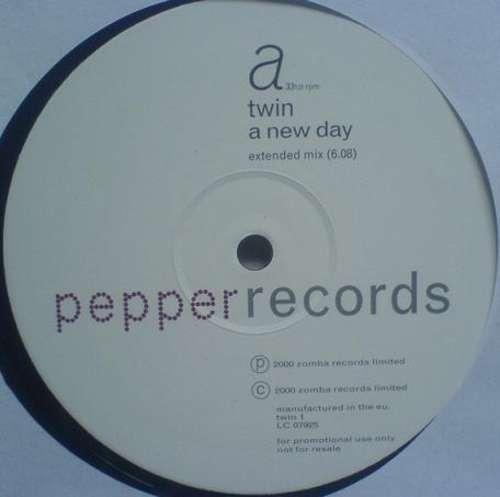 Bild Twin - A New Day (12, Promo) Schallplatten Ankauf