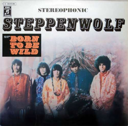 Bild Steppenwolf - Steppenwolf (LP, Album, RE) Schallplatten Ankauf
