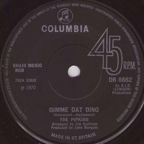 Bild The Pipkins - Gimme Dat Ding (7, Single, Sol) Schallplatten Ankauf