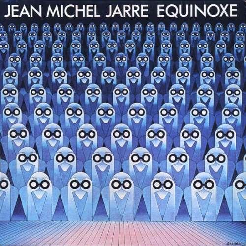 Cover Jean Michel Jarre* - Equinoxe (LP, Album, RP, Inj) Schallplatten Ankauf