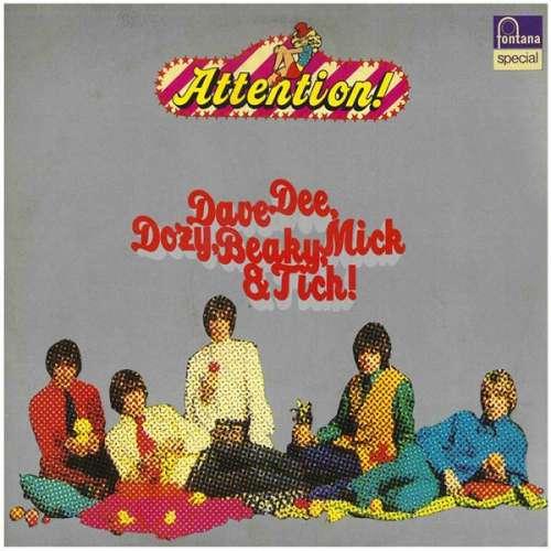 Bild Dave Dee, Dozy, Beaky, Mick & Tich - Attention! Dave Dee, Dozy, Beaky, Mick & Tich (LP, Comp, RE) Schallplatten Ankauf