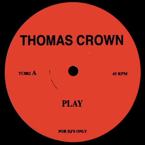 Bild Thomas Crown - Play / Burnin' (12, Promo) Schallplatten Ankauf