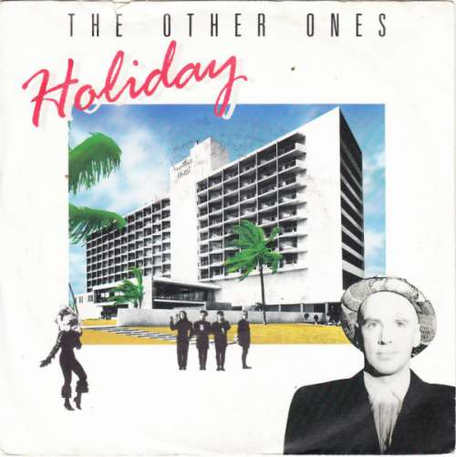 Cover The Other Ones - Holiday (7, Single) Schallplatten Ankauf