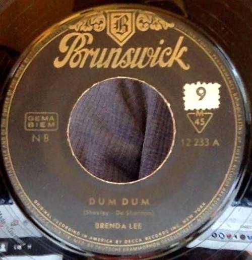 Bild Brenda Lee - Dum Dum /  Eventually (7, Mono) Schallplatten Ankauf
