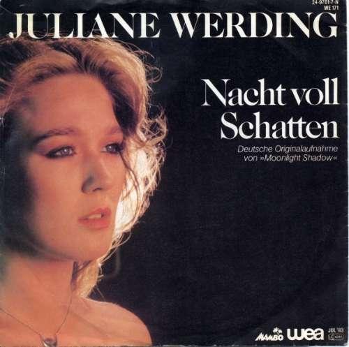 Bild Juliane Werding - Nacht Voll Schatten (7, Single) Schallplatten Ankauf