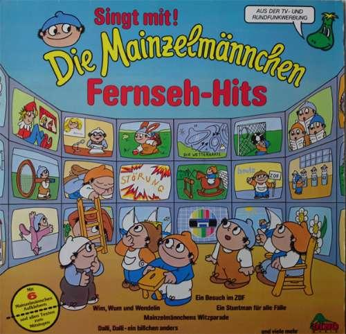 Bild Mainzelmännchen - Singt Mit! Die Mainzelmännchen Fernseh-Hits (LP, Album) Schallplatten Ankauf