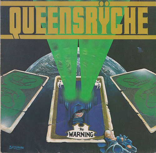 Cover zu Queensrÿche - The Warning (LP, Album) Schallplatten Ankauf