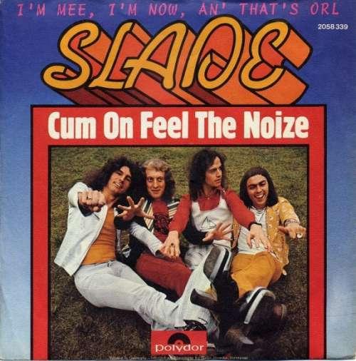 Bild Slade - Cum On Feel The Noize (7, Single) Schallplatten Ankauf