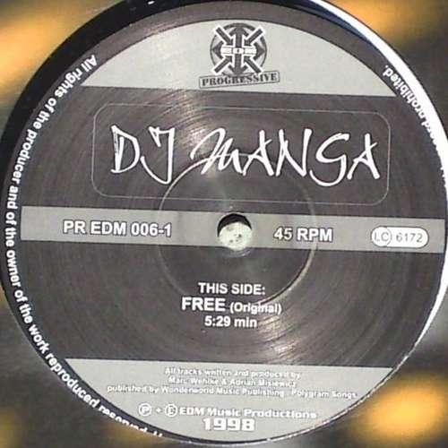 Cover DJ Manga - Free (12) Schallplatten Ankauf