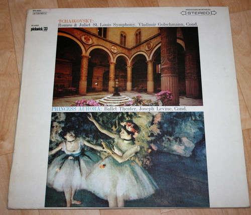 Cover zu Tchaïkovsky* - Romeo & Juliet Overture - Princess Aurora (LP) Schallplatten Ankauf