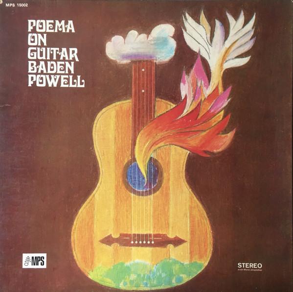 Bild Baden Powell - Poema On Guitar (LP, Album, Gat) Schallplatten Ankauf