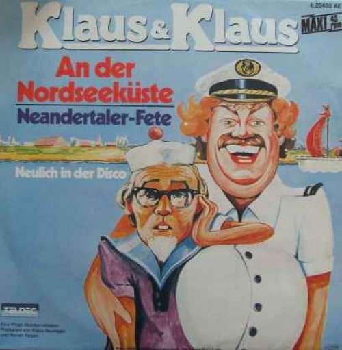Bild Klaus & Klaus - An Der Nordseeküste (12, Maxi) Schallplatten Ankauf
