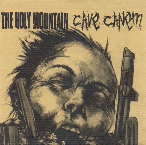 Bild The Holy Mountain / Cave Canem (2) - The Holy Mountain / Cave Canem (7, Red) Schallplatten Ankauf