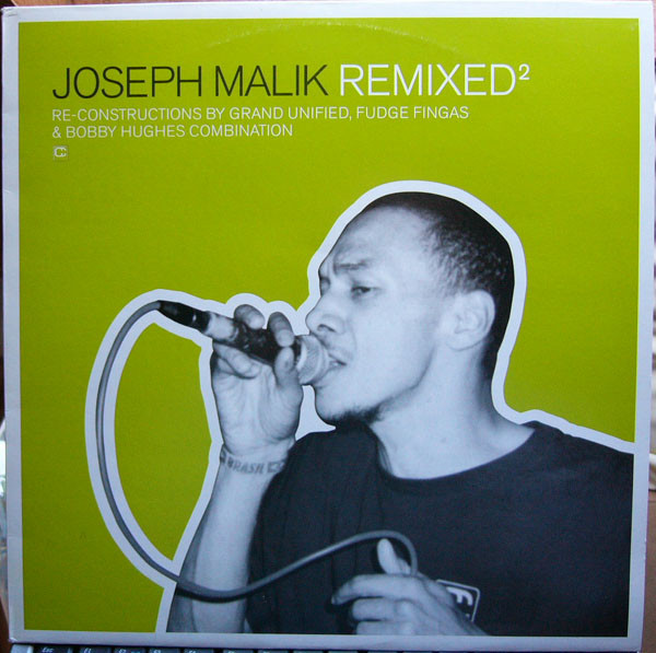 Cover Joseph Malik - Remixed ² (12) Schallplatten Ankauf