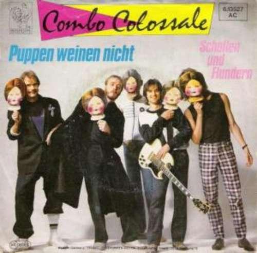 Bild Combo Colossale - Puppen Weinen Nicht (7, Single) Schallplatten Ankauf
