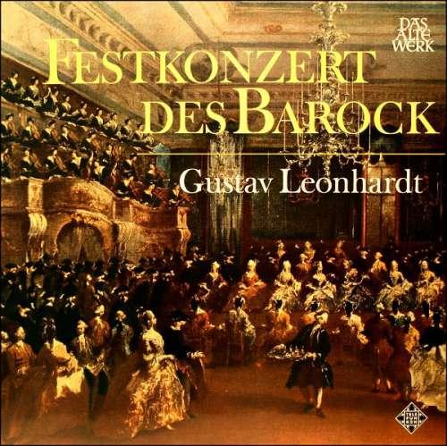 Bild Gustav Leonhardt - Festkonzert Des Barock (LP, Gat) Schallplatten Ankauf