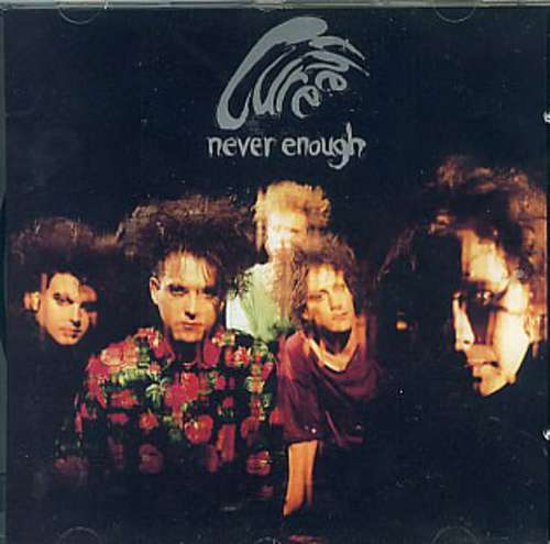 Cover The Cure - Never Enough (12, Single) Schallplatten Ankauf