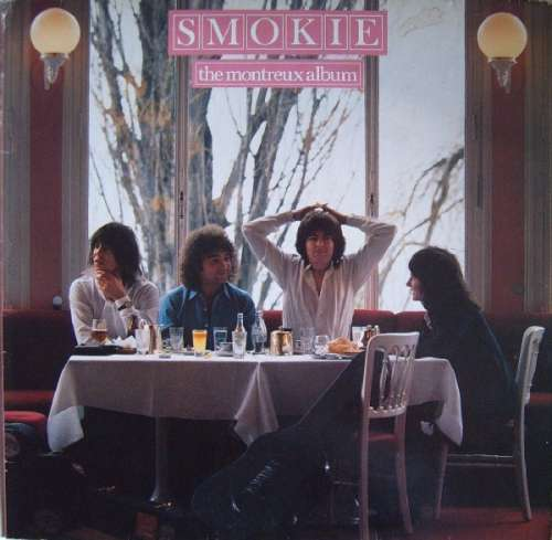 Cover Smokie - The Montreux Album (LP, Album, Gat) Schallplatten Ankauf