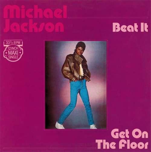 Cover Michael Jackson - Beat It (12, Maxi) Schallplatten Ankauf