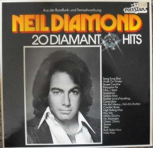 Cover Neil Diamond - 20 Diamant Hits (LP, Comp) Schallplatten Ankauf