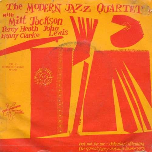 Cover The Modern Jazz Quartet - The Queen's Fancy (7, EP) Schallplatten Ankauf