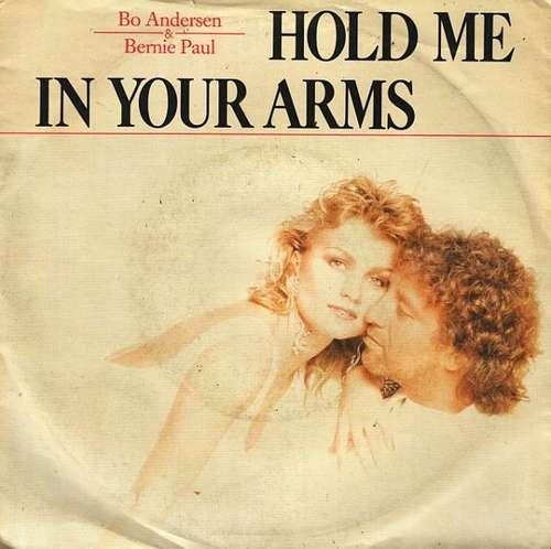 Bild Bo Andersen & Bernie Paul - Hold Me In Your Arms (7) Schallplatten Ankauf