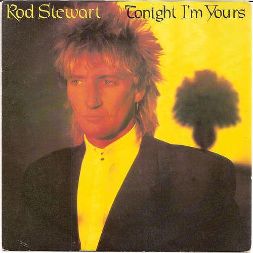 Cover zu Rod Stewart - Tonight I'm Yours (7) Schallplatten Ankauf