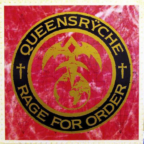 Cover zu Queensrÿche - Rage For Order (LP, Album) Schallplatten Ankauf