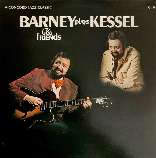 Cover zu Barney Kessel - Barney (& Friends) Plays Kessel  (LP, Album) Schallplatten Ankauf