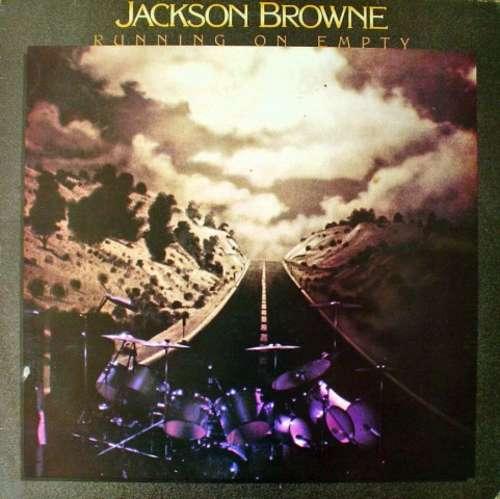 Cover zu Jackson Browne - Running On Empty (LP, Album) Schallplatten Ankauf