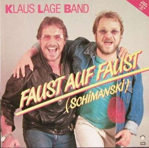 Bild Klaus Lage Band - Faust Auf Faust (Schimanski) (12, Maxi) Schallplatten Ankauf