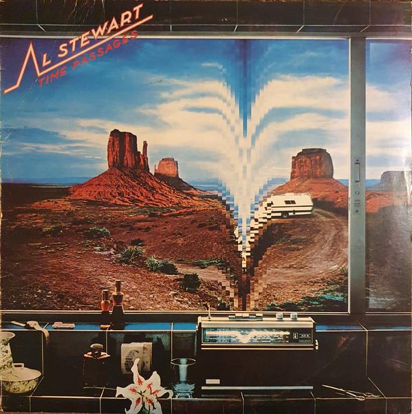 Bild Al Stewart - Time Passages (LP, Album) Schallplatten Ankauf
