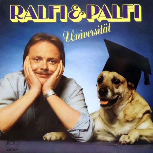 Cover Ralfi & Palfi - Universität / Disco, Disco - Die Neue Wissenschaft (7, Single) Schallplatten Ankauf