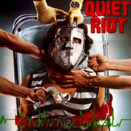 Bild Quiet Riot - Condition Critical (LP, Album) Schallplatten Ankauf