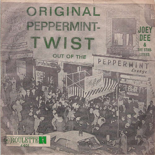 Bild Joey Dee And The Starliters* - Original Peppermint Twist (7, Single) Schallplatten Ankauf