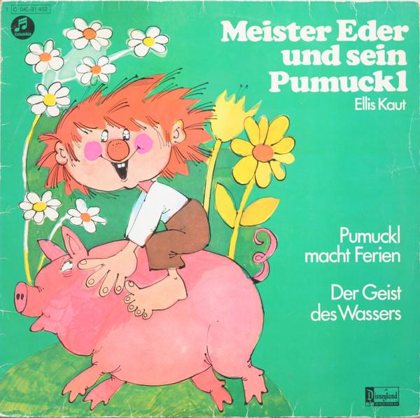 Cover Ellis Kaut - Meister Eder Und Sein Pumuckl - Pumuckl Macht Ferien / Der Geist Des Wassers (LP) Schallplatten Ankauf