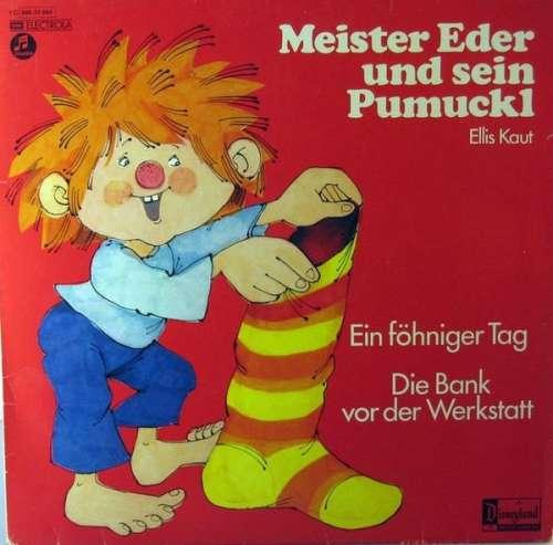 Bild Ellis Kaut - Meister Eder Und Sein Pumuckl - Ein Föhniger Tag / Die Bank Vor Der Werkstatt (LP) Schallplatten Ankauf