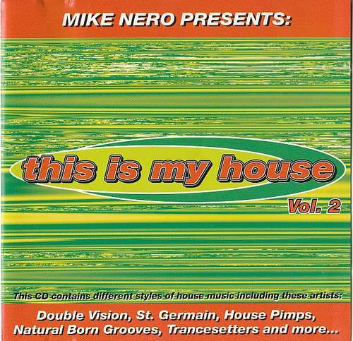 Bild Mike Nero - This Is My House Vol. 2 (CD, Comp) Schallplatten Ankauf