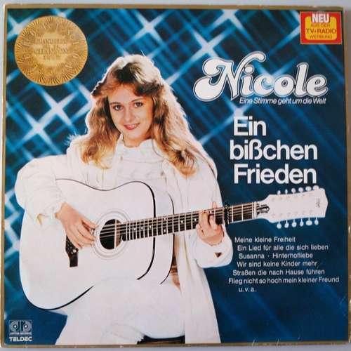 Cover Nicole (2) - Ein Bißchen Frieden (LP, Album) Schallplatten Ankauf
