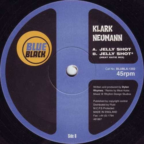 Cover Klark Neumann - Jellyshot (12) Schallplatten Ankauf