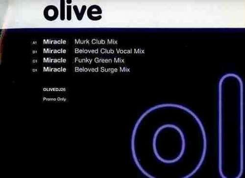 Bild Olive - Miracle (2x12, Promo) Schallplatten Ankauf