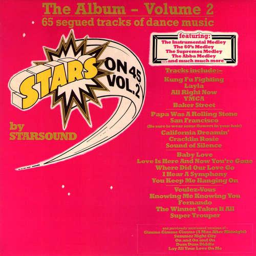 Bild Starsound* - Stars On 45 - The Album - Volume 2 (LP, Album) Schallplatten Ankauf
