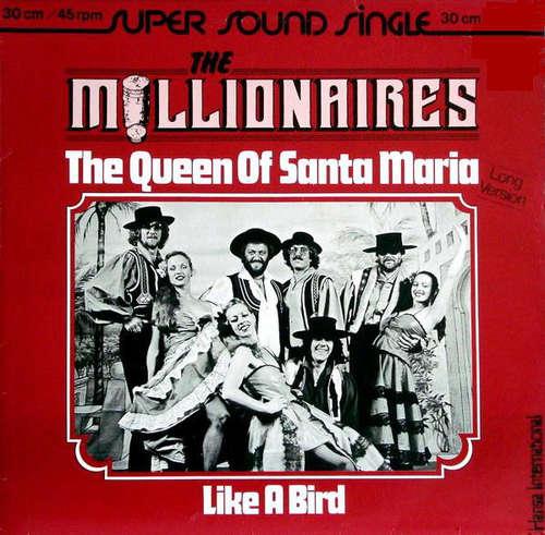Cover The Millionaires (2) - The Queen Of Santa Maria (12) Schallplatten Ankauf