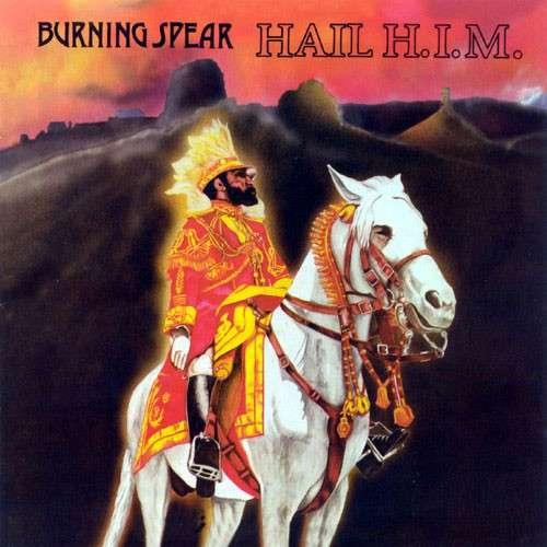 Cover Burning Spear - Hail H.I.M. (LP, Album) Schallplatten Ankauf