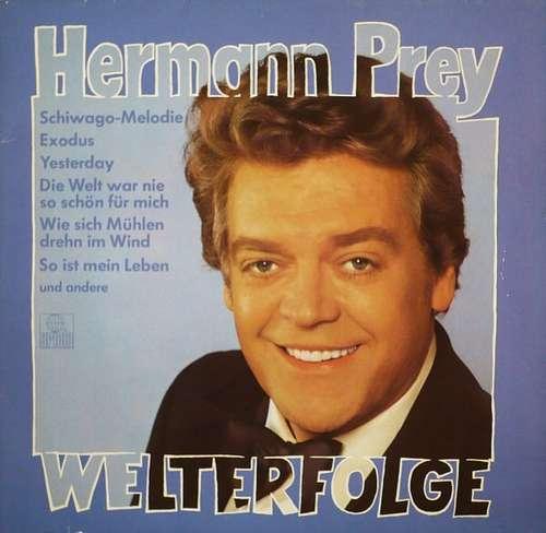 Bild Hermann Prey - Welterfolge (LP) Schallplatten Ankauf