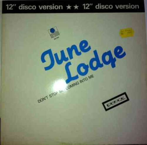 Bild June Lodge - Don't Stop Me / Coming Into Me (12) Schallplatten Ankauf