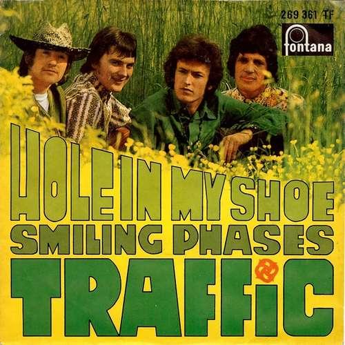 Bild Traffic - Hole In My Shoe (7, Single, Mono) Schallplatten Ankauf