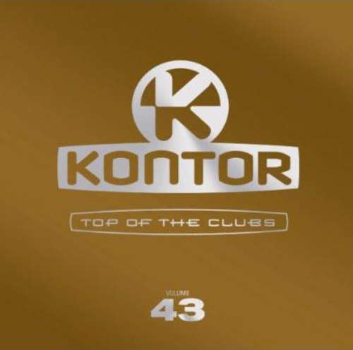 Cover Various - Kontor - Top Of The Clubs Volume 43 (3xCD, Comp, Mixed, Dig) Schallplatten Ankauf